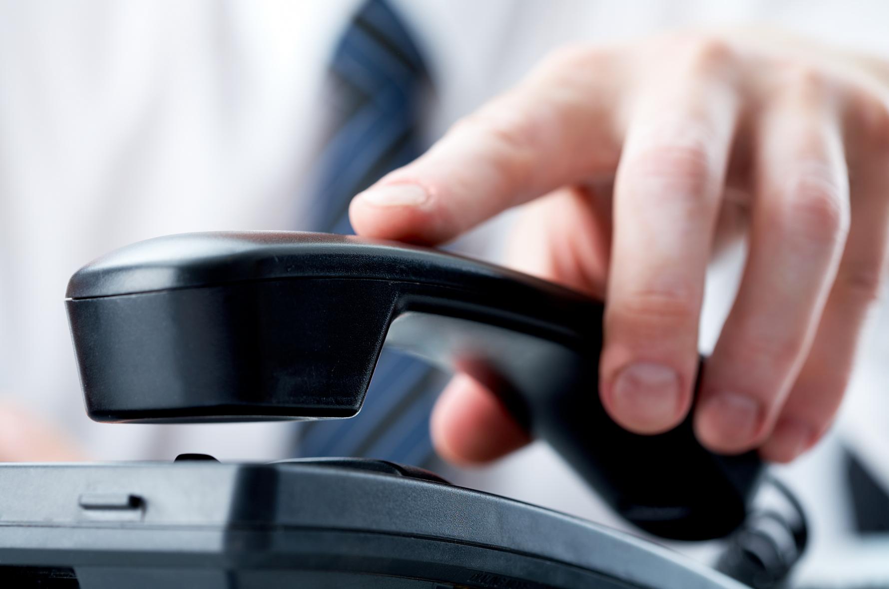 Vaste telefoonverbinding Netvisit