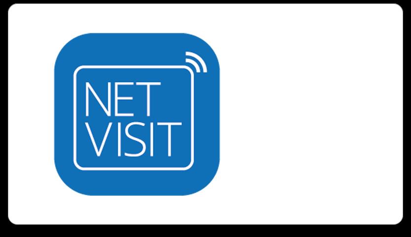Smartcard Netvisit