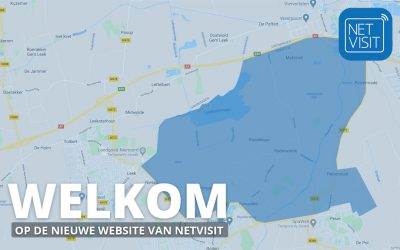 Welkom op de nieuwe website van Netvisit!