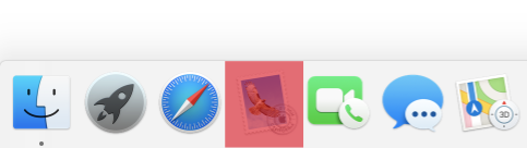 Mail instellen Apple Mail SKV stap 1