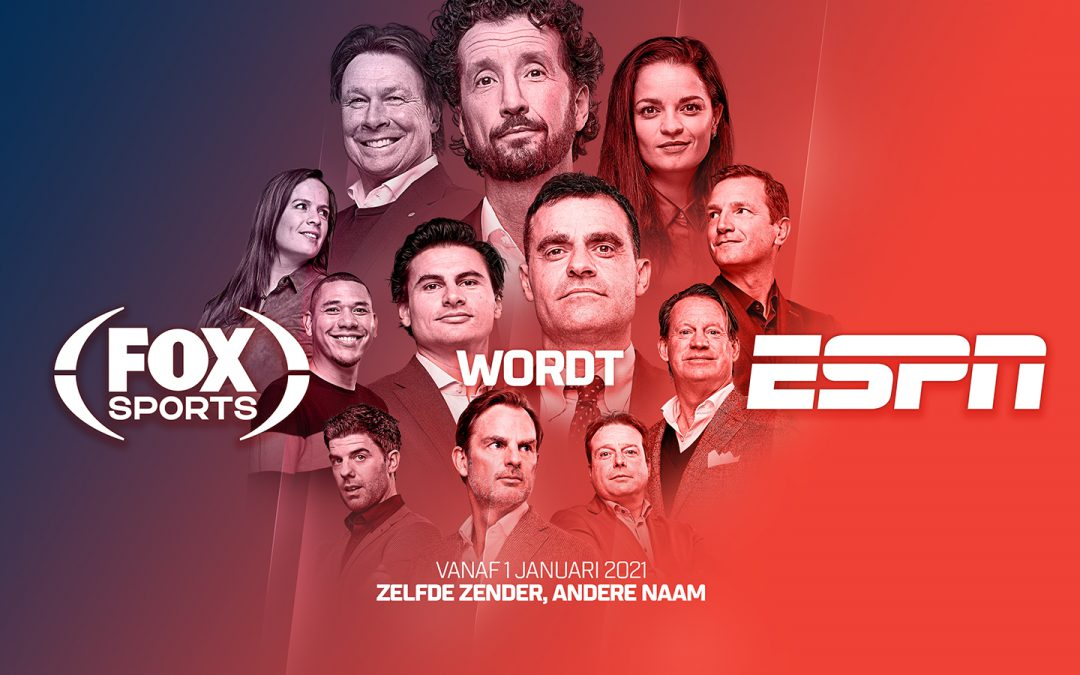 FOX Sports wordt ESPN – gratis bij Netvisit